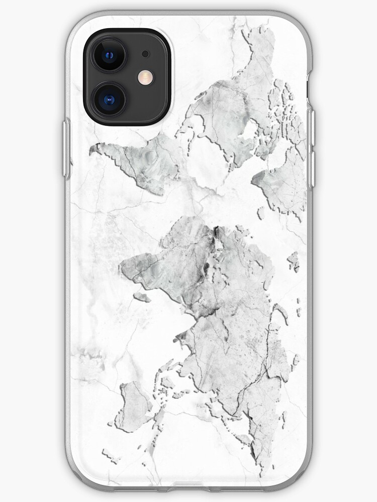 funda iphone 7 mapamundi