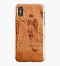 Horseshoe Canyon Great Gallery Group 2 Pictographs iPhone Case/Skin