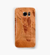 Horseshoe Canyon Great Gallery Group 2 Pictographs Samsung Galaxy Case/Skin