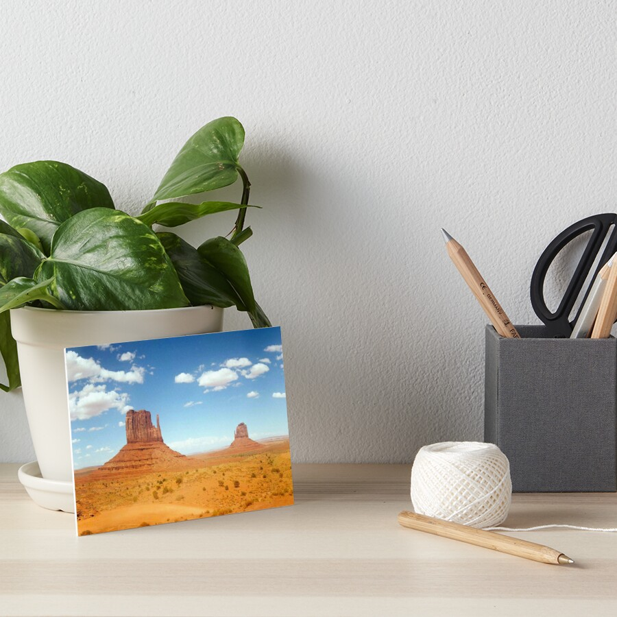 Monument Valley Panorama Photograph by mattthewperry