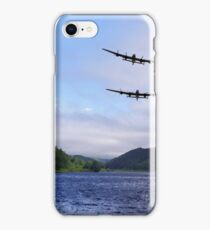 Bombers at the Dam  iPhone Case/Skin