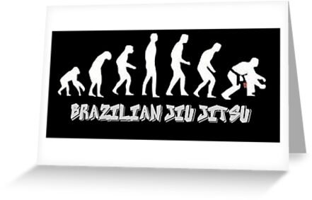 Bjj Greeting Cards By Izilife209 Redbubble