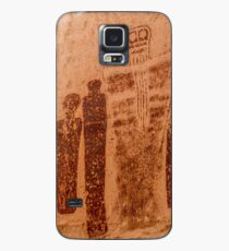 Great Gallery Pictographs 4 - Canyonlands - Utah Case/Skin for Samsung Galaxy