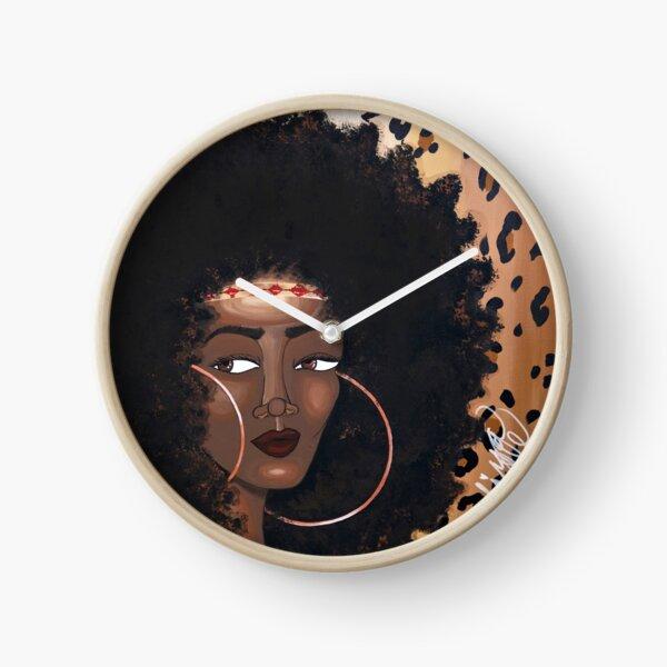 AZIMA Clock