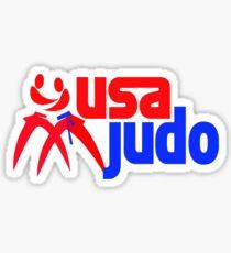 Team USA - Judo Sticker