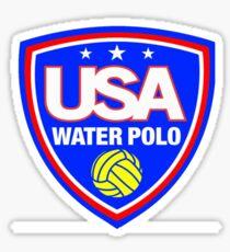 Team USA Water Polo Sticker