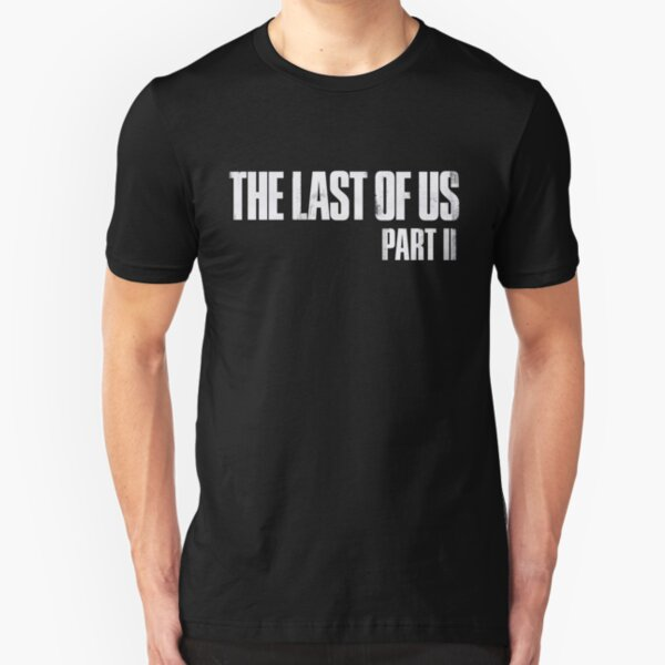 The Last of Us Part 2 Slim Fit T-Shirt