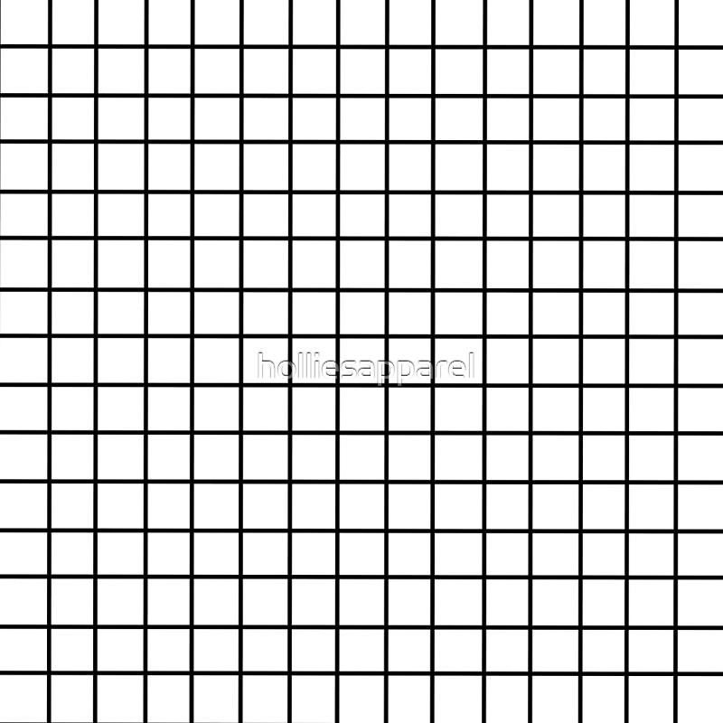 Quot Tumblr Grid Pattern Quot Posters By Holliesapparel Redbubble