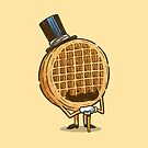 The Fancy Waffle by nickv47