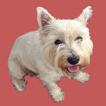 West Highland Terrier by FilthyTBear