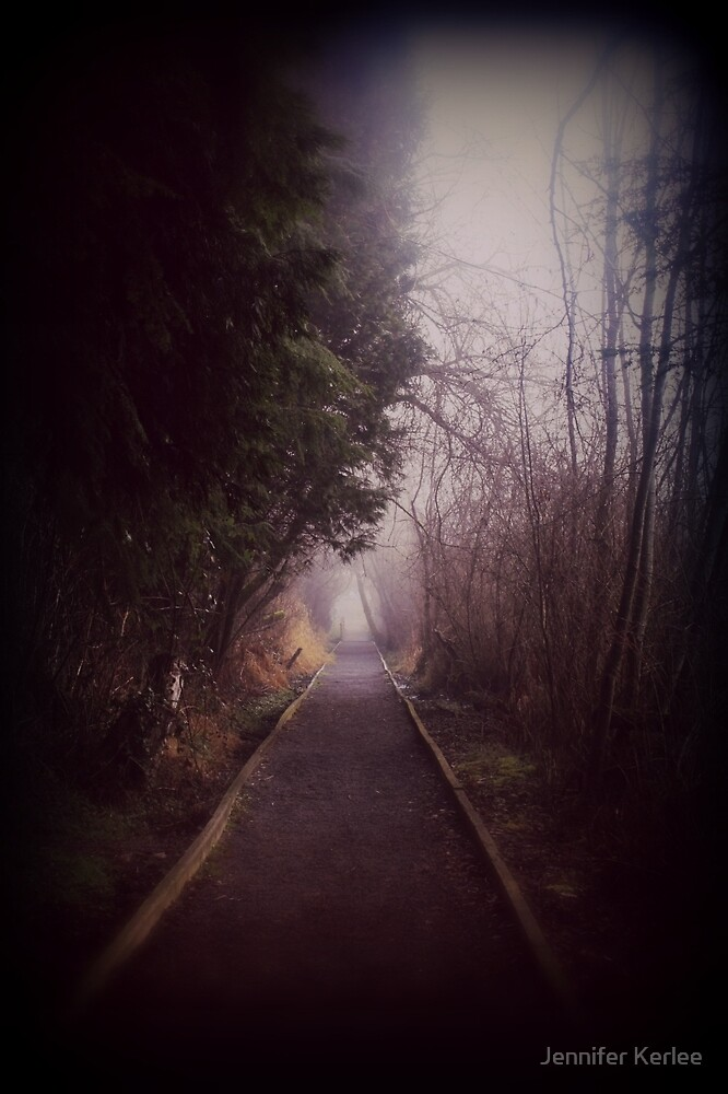 Road Less Traveled. by Jennifer Bishop