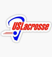Team USA Lacrosse - LAX Sticker