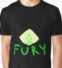 Fury - Peridot Graphic T-Shirt