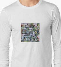 Damselfly Projekt - Serie 1 - # 12 Langarmshirt