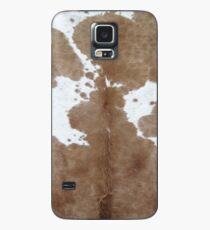 Cowhide. Case/Skin for Samsung Galaxy