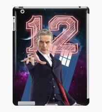 Doctor 12th iPad Case/Skin