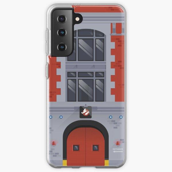 Ghostbusters HQ Samsung Galaxy Soft Case