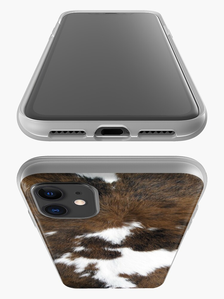 Vista alternativa de Funda y vinilo para iPhone Cuero