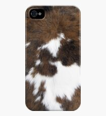 Cowhide iPhone 4s/4 Case