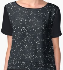 Constellation Chiffon Top
