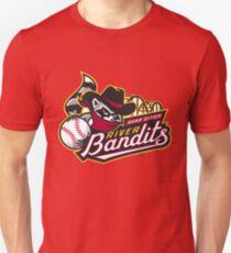 quad cities river bandits T-Shirt