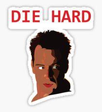 Die Hard - Never Dies! Sticker