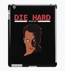 Die Hard - Never Dies! iPad Case/Skin