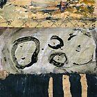 Togethers aparts and inbetweens II by Ina Mar