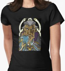 Doctor Orpheus Womens Fitted T-Shirt