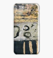 Togethers aparts and inbetweens II iPhone Case/Skin