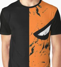 Deathstroke - Faded Graphic T-Shirt