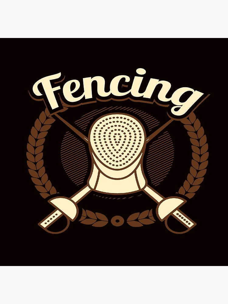 Fencing Enthusiast  by MileHighTees