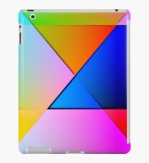 Abstract No.6 iPad Case/Skin