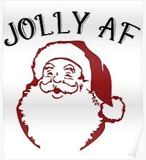 Jolly AF Poster