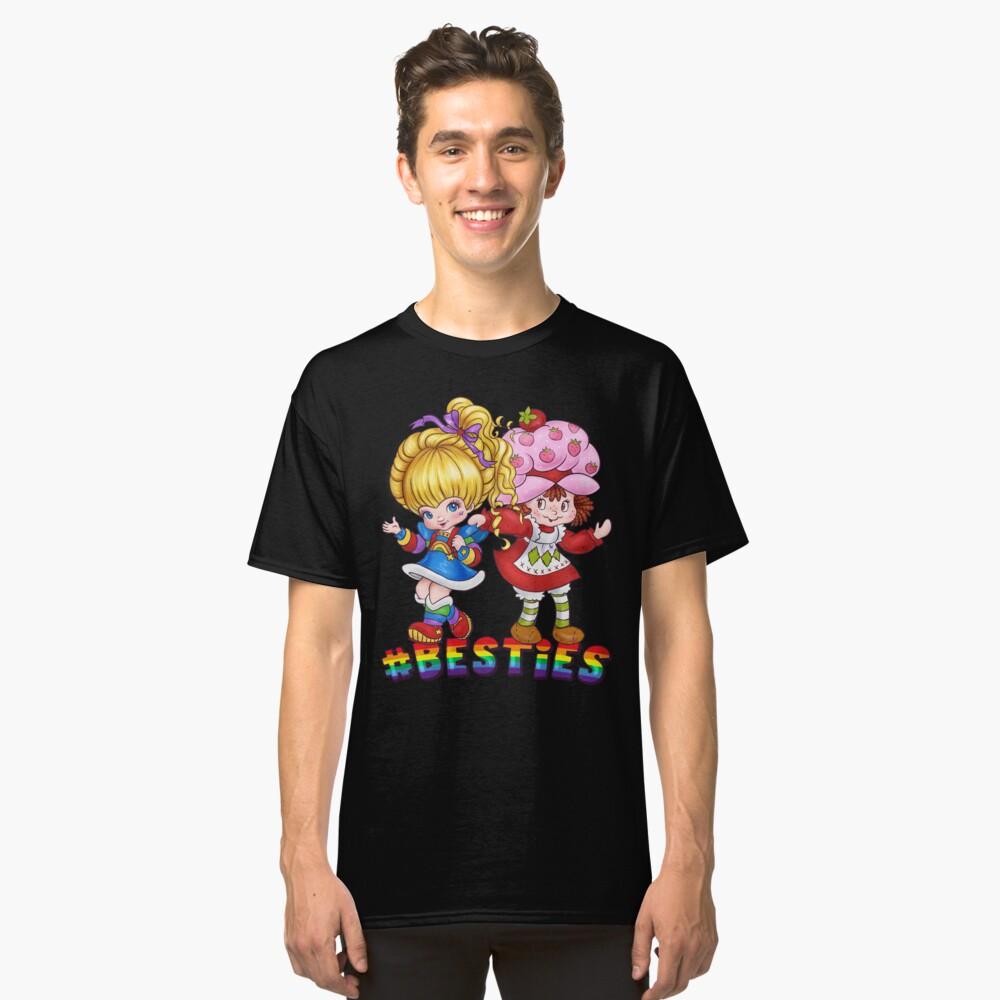 Besties Classic T-Shirt Front
