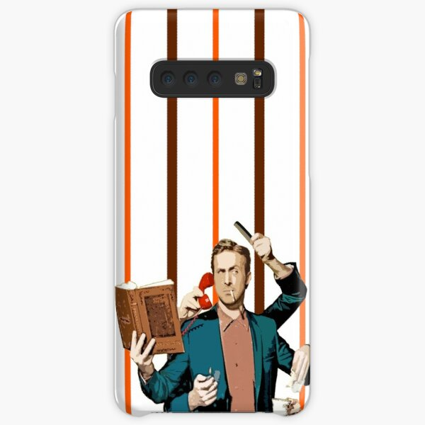 Ryan Gosling 6 Samsung Galaxy Snap Case