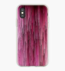 Planet Pixel Cotton Candy Pink iPhone Case