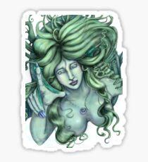 Mermaid's Touch Sticker