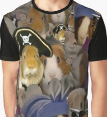 Its a guinea pirate! Graphic T-Shirt