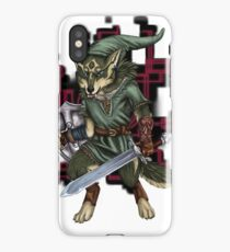 Link Wolf iPhone Case/Skin