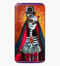 Santa Muerte Case/Skin for Samsung Galaxy