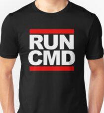 RUN CMD - white version T-Shirt