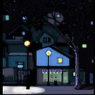 City by night by goanna