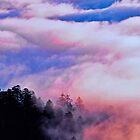 SUNRISE CLOUDS by Chuck Wickham