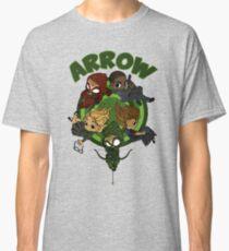 Arrow S3 Promo Poster Variant - Version 3 Classic T-Shirt