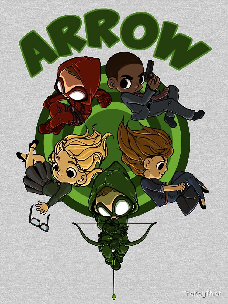 Arrow S3 Promo Poster Variant - Version 3 | Unisex T-Shirt