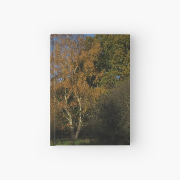 Silver Birch and The Oak Hardcover Journal