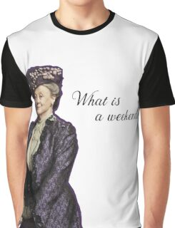 dowager Graphic T-Shirt