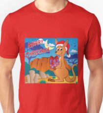 Aussie Outback Christmas T-Shirt