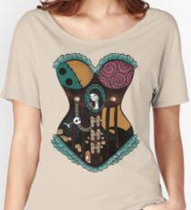 Ragdoll Corset Women's Relaxed Fit T-Shirt